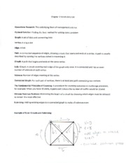 Art and Practice of Math Notes 8