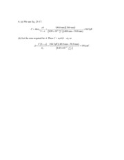 Phys 181b Problem Set 4 Solution