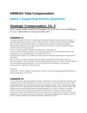 HRM324 Week 2 Supporting Activity Questions.docx