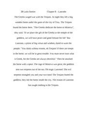 38 Latin Stories Chapter 8