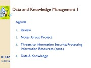 w4_1_Knowledge Mgmt 1_Sp12
