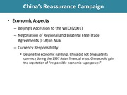 Week 13-1 Chinese Foreign Policy (3)