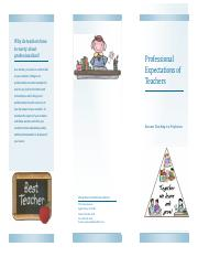 Professional Expectations Brochure.pdf