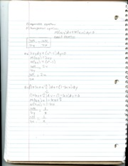 math 354 lecture 4 notes
