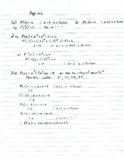 Unit 1 Day 3 Page 102 solutions
