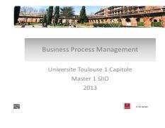 Management processus 2012_Course