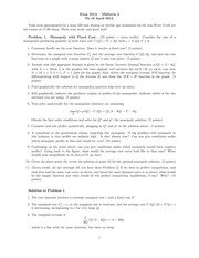 Econ 101A Midterm 2 Solutions
