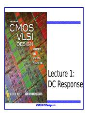 Lecture 1 DC Response.pptx