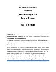 NU2899_149_One-Course-Model-Syllabus