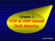 TCP\UDP DOS attacks