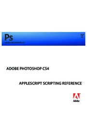 Photoshop CS4 AppleScript Ref