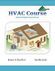 HVAC Arabic course - Egyptian Engineering Syndicate.pdf