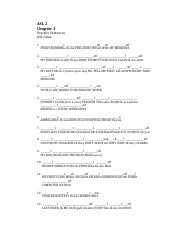 Asl 2 Chapter 3 Practice Sentences Gloss Asl 2 Chapter 3