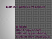 Week_6_Lecture_Math_221_October_2013