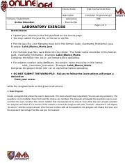 Week006-LaboratoryExercise004.docx