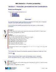 Permutations and combinations homework help