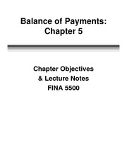 f55 Ch05 Balance of Payments