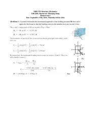 Solution to Homework 4 (1)