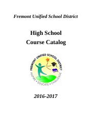 2016-2017 High School Catalog no Codes.docx