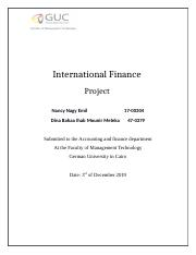 International Finance-Dina.docx