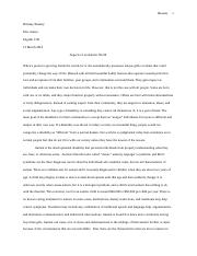 classification essay on learning disability or challenges.dotx