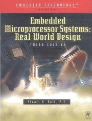 BALL, S. R. (2002). Embedded Microprocessor Systems - Real World Design (3rd ed.)