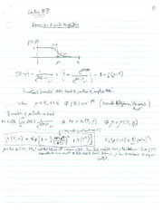 PHYS 507 Lecture 8 Notes