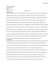 Indian Givers Essay