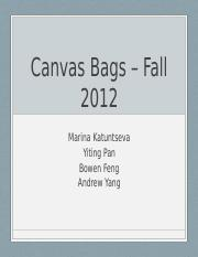 Canvas Bags Cash Budget_Presentation2.pptx