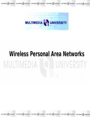 113031_Chapter 4- Wireless PAN New