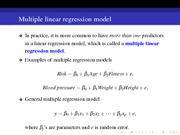 24 Multiple Linear Regression