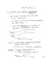 economics notes for macro eco Macro-economics involves the application of macro-economic concepts, models, and theories, to understand and analyse problems and evaluate policies.