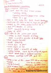 Class 5- Love and Globalization notes
