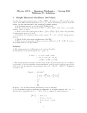 exam9 solutions