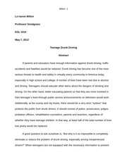 college stress essay