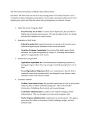andrew jackson s expansion of power essay a p us history essay 3 pages review of new deal and modern day political parties