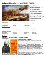 Industrial_Revolution_Test_STUDY_GUIDE_HONORS