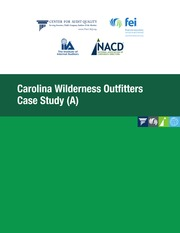 Case 3 carolina-wilderness-outfitters-case-study