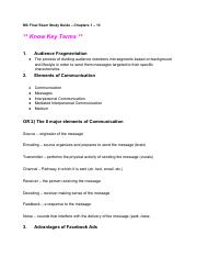 Mass Comm Final Exam Study Guide – Chapters 1 – 13.pdf
