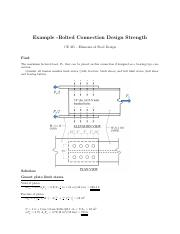 BoltedConn_Strength_Example_Solution