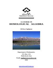 HOMOLOGICAL ALGEBRA-Dr Naghipoor-mathematic87.blogfa.com.pdf