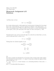 Physics 325 HW 3 Solutions