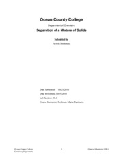 Ocean County College Lab 2