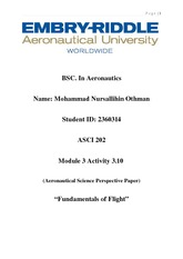Activity 3.10_ Mohammad_Nursallihin_Aeronautical_Science_Perspective_Paper