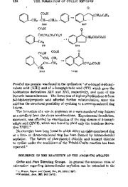 Organic Lab Reactions 123