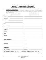 Estate Planning Worksheet-email.doc