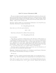 Lecture 1- Theorems