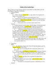 crucible essay outline The crucible essay back next  writer's block can be painful, but we'll help get you over the hump and build a great outline for your paper organize your thoughts in 6 simple steps narrow your focus build out your thesis and paragraphs vanquish the dreaded blank sheet of paper.