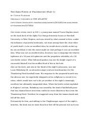 explanatory synthesis essay example   last name  dr anton