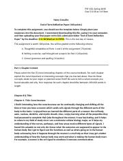 End of Term Reflection Paper Template - Haley Cravalho.docx